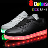 Led Shoes Mens
