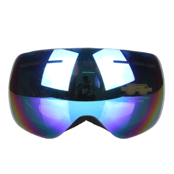 New OTG Ski Goggles Spherical Mens Blue